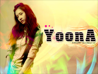 GIRLS' GENERATION- The power of 9! - Page 4 Yoona+Wallpaper-16
