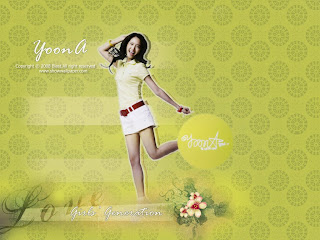 GIRLS' GENERATION- The power of 9! - Page 4 Yoona+Wallpaper-15