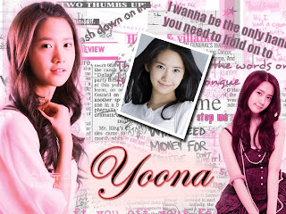 GIRLS' GENERATION- The power of 9! - Page 4 Yoona+Wallpaper-37