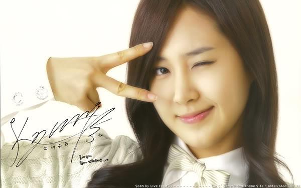 Wallpaper Yuri SNSD