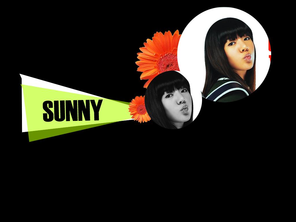 Sunny wallpaper snsd wallpaper desktop gallery - Sunny name wallpaper ...