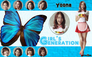 GIRLS' GENERATION- The power of 9! - Page 4 Yoona+SNSD+Wallpaper