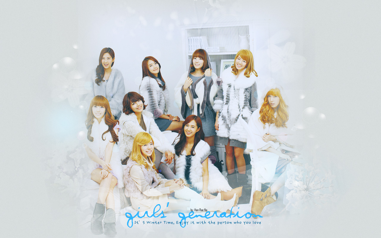 GIRLS' GENERATION- The power of 9! - Page 4 SNSD+WALLPAPER+-4