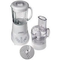Blender and Food Processor