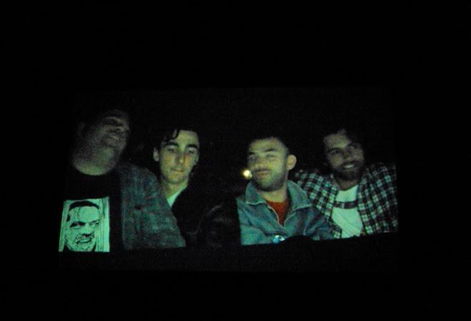 Bitols na tela do Cine Bancários