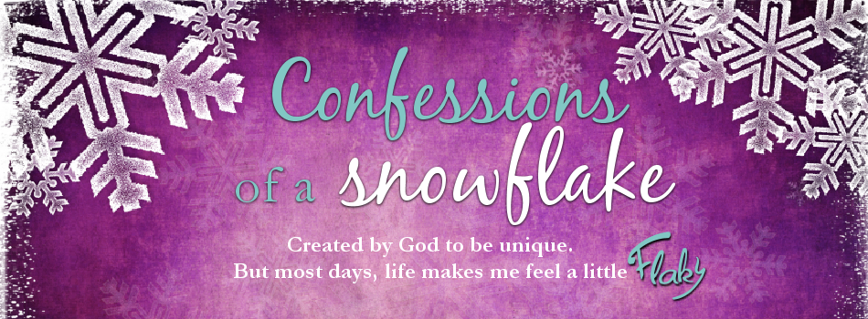 Confessions of a Snowflake