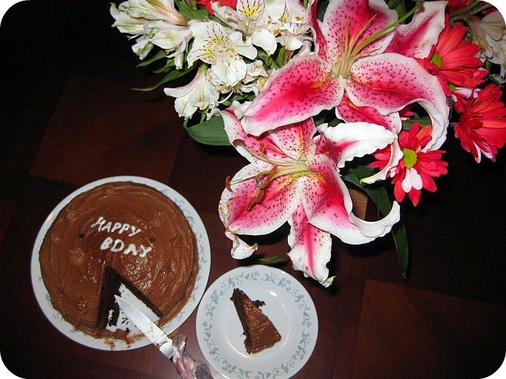 Choc Cake Mix Brownies