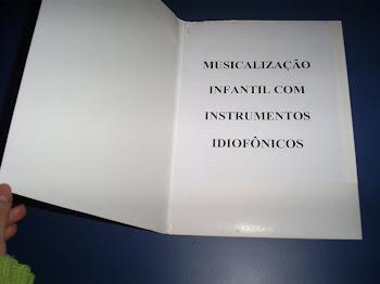 Apostila MUSICALIZAÇÃO INFANTIL - PARA COMPRAR CLIQUE NA IMAGEM