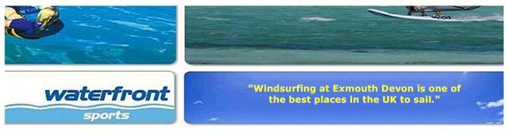 Exmouth Windsurfing Devon