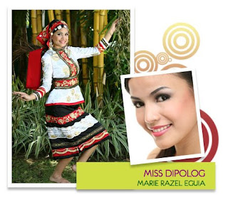Miss Philippines Air 2008 - Marie Razel T. Eguia (Dipolog City)
