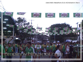 32nd Milo Marathon Iloilo Elimination Race