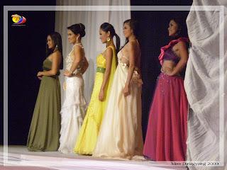 Miss Dinagyang 2009 - Top 5 Finalist