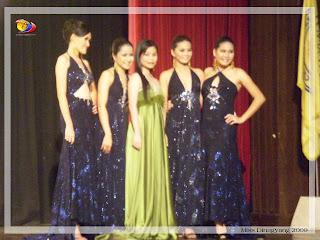 Previous Winners - Miss Dinagyang 2009 Winners