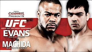 Watch UFC 98 Rashad Evans vs. Lyoto Machida Live