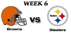 Watch NFL Cleveland Browns vs. Pittsburgh Steelers AFC North Live Online