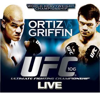 Watch UFC 106 Ortiz vs. Griffin 2 Live Free Online