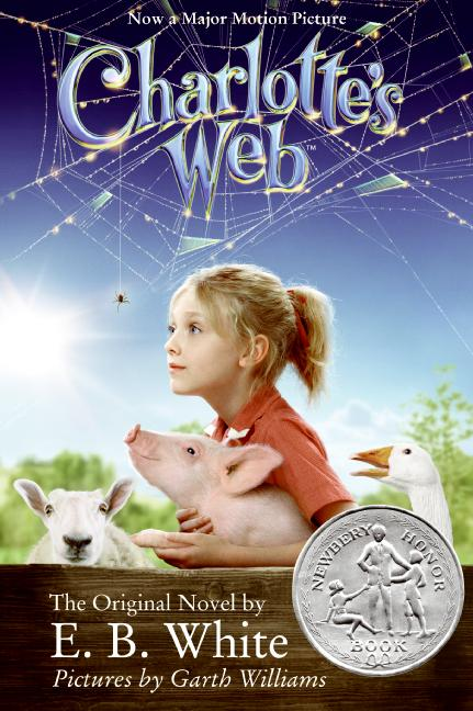 charlottes web book report summary But i hope no one will think the film is an adequate replacement for white's book that would be a crime charlotte's web is about a kid that saves a pigs.