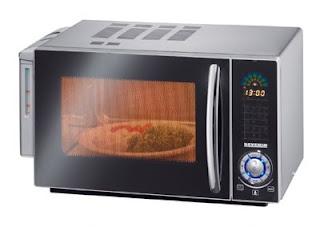 El horno microondas produce radiaciones no ionizantes