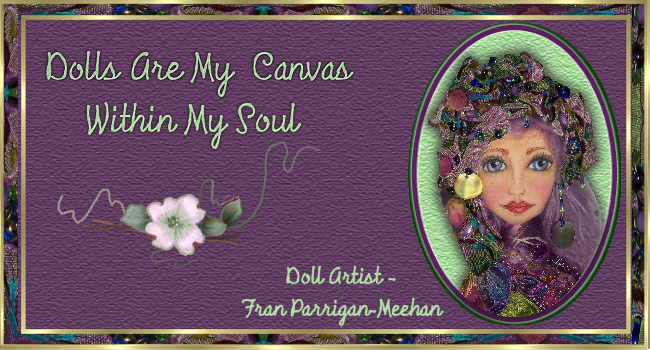 Dolls Are My Canvas Within My Soul