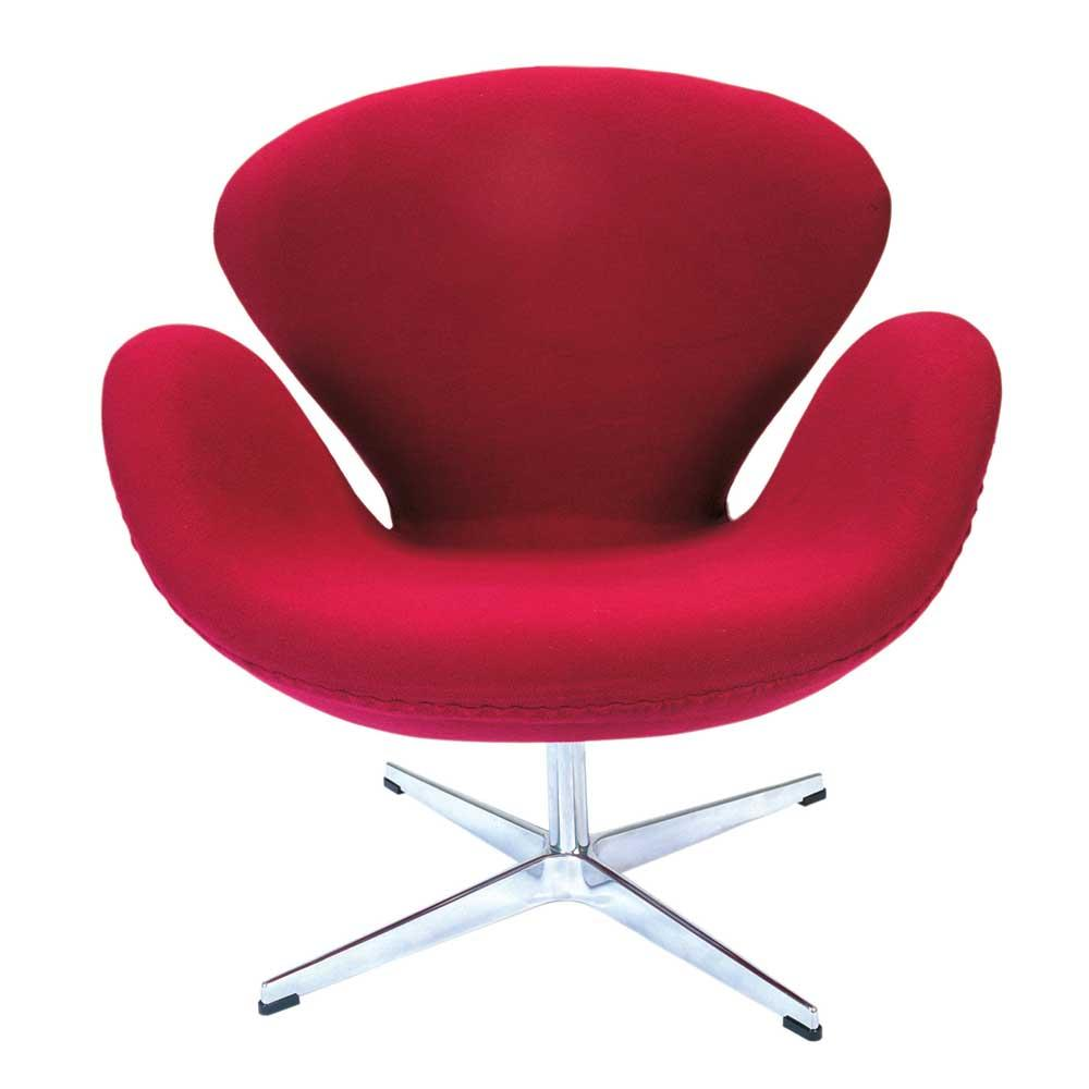 Modern Furniture Swan Chair