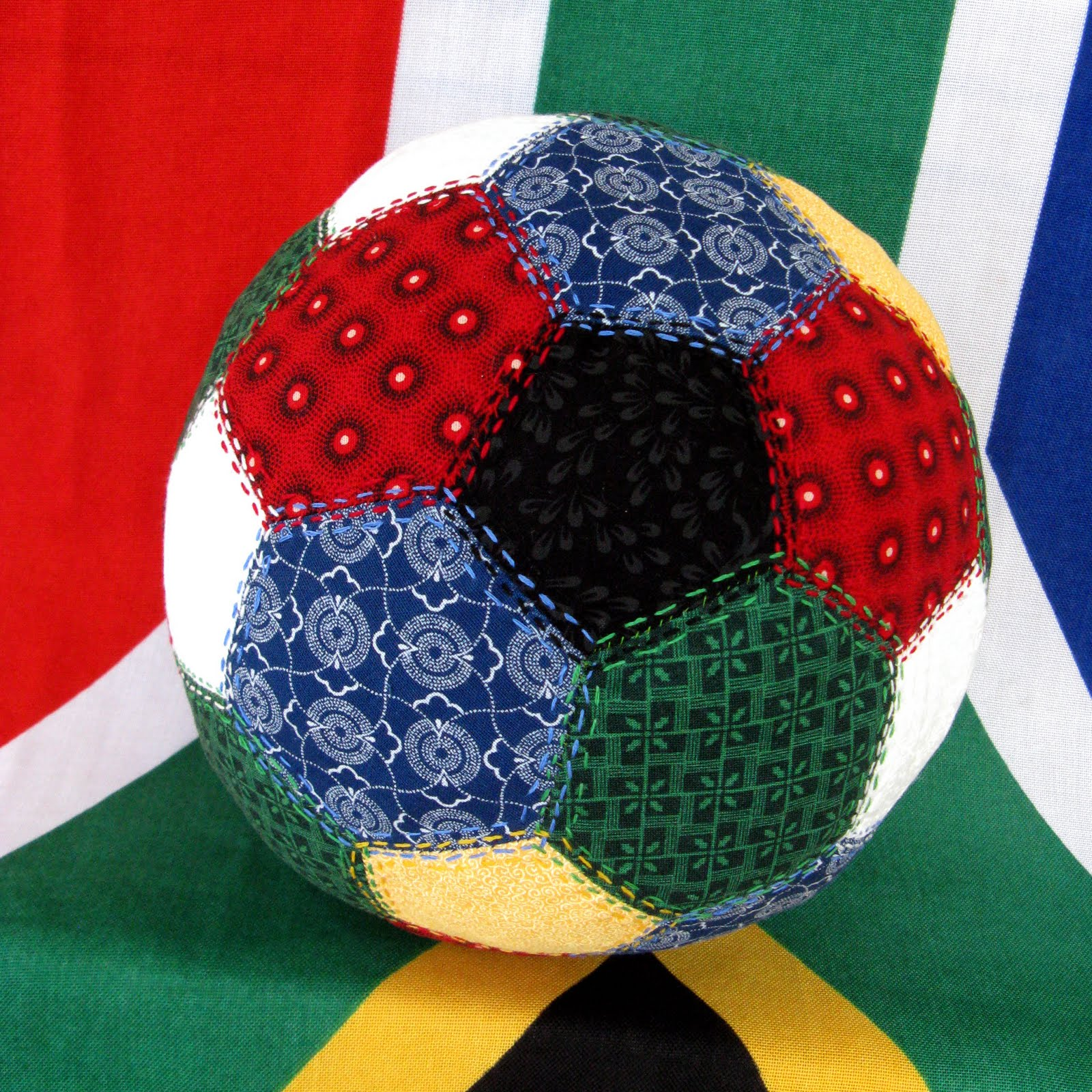 Soccer ball craft ideas - Soccer Ball Update