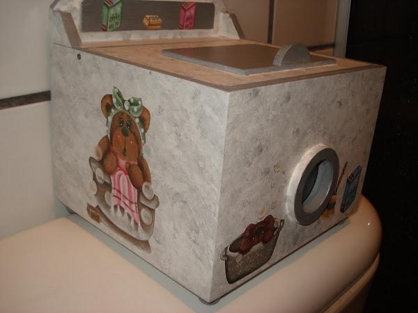 Porta Sabão 1kg - Braga - R$ 35,00