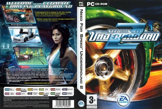 Need for Speed Underground 2 Portatil Need for Speed Underground 2  2528Portable 2529 www