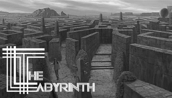 Lacezilla presents: THE LABYRINTH