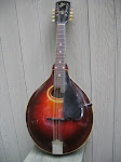 Gibson Mandola H-2  # 66429 Factory Order Number # 11452