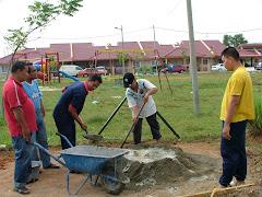 Gotong Royong 24.10.2009