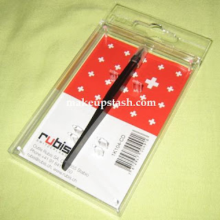 Review | Rubis Slant Tip Tweezers