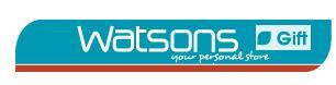 Watsons Giveaway #7 Winner