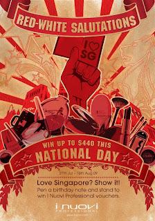 I Nuovi ♥ Singapore