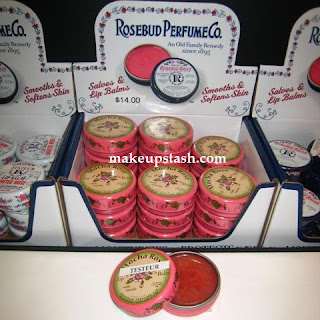 Rosebud Perfume Co. Lip Balm in Mocha Rose