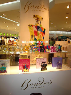 Bond No. 9 New York Fragrances in Singapore