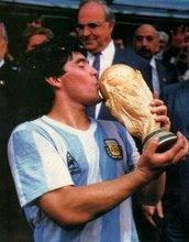 El Diego Santa Maradona