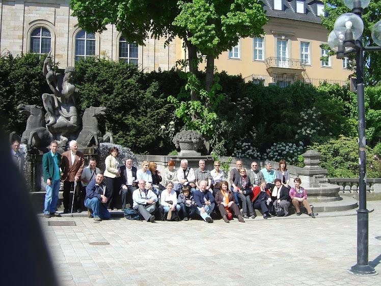 """Voyage """"sur les pas de Bach""""  - 29 avril - 3 mai 2009"""