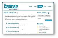 Membuat Form Contact Admin Di Blog
