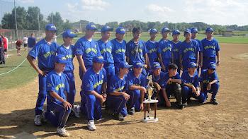 Foto do terceiro lugar do Campeonato