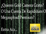 Gold Camera Gratis