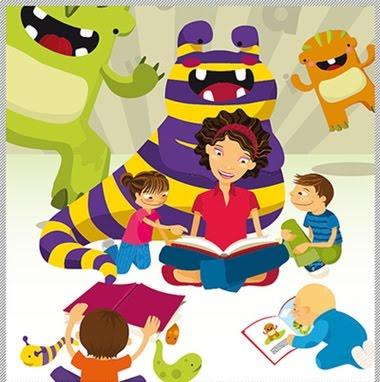 La literatura  infantil es un desafío para los escritores