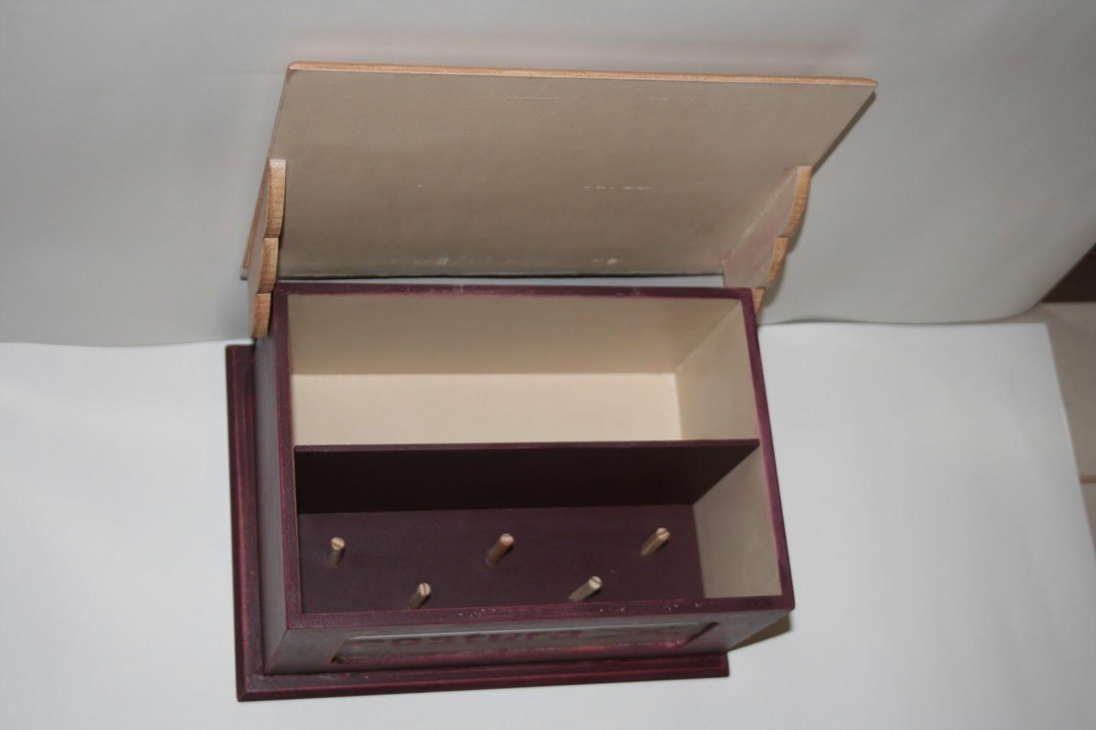 caixa de costura Marrom #372326 1600x1067