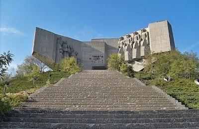 памятник болгаро-советской дружбе