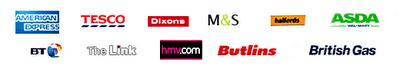 британские сетевые компании