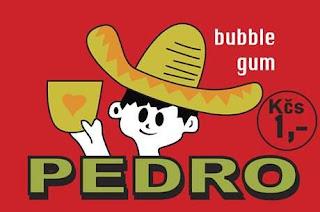 жвачка Педро