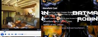 Una web donde te ofrecen lugares con Webcams