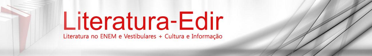 EDIR LITERATURA vestibular UFSC 2017, Resumos UFSC 2017, Resumos ACAFE 2017,  Resumos ACAFE 2016