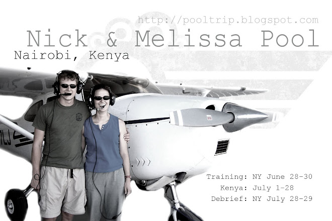 Nick and Melissa's Journey into Missions