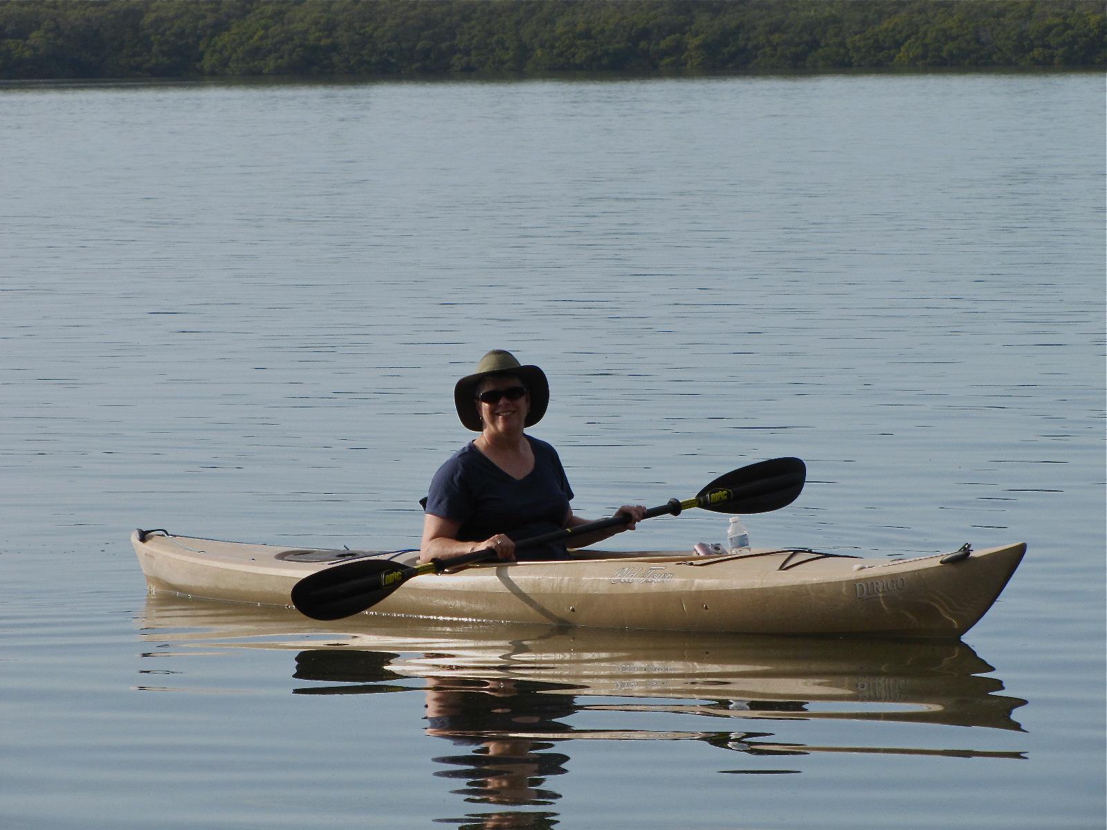 Kayaking St Petes Beach