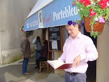 Cafe Portebleue, Verteuil